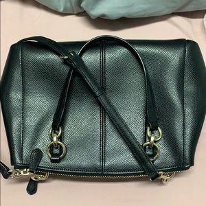 Bags - Coach Black Purse